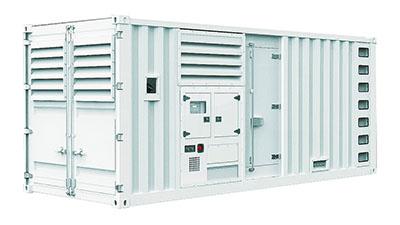 Дизельная электростанция Cummins C900D5
