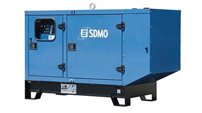 Дизельный генератор KOHLER-SDMO J110K