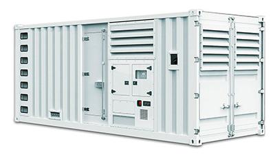 Аренда генератора Cummins C1100 D5 800 кВт