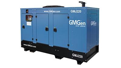 Генераторная установка GMGen GMJ220 160 кВт