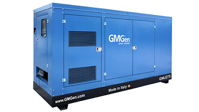 Генераторная установка GMGen GMJ275 200 кВт