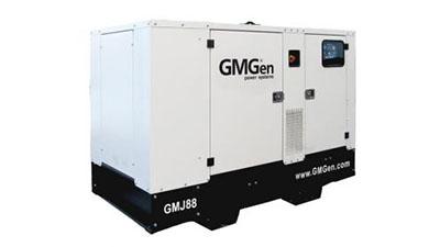 Аренда дизельного генератора 60 кВт GMGen GMJ88