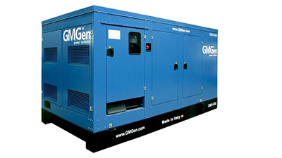 Генераторная установка GMGen GMV400 280 кВт