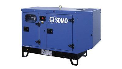 Дизельный генератор KOHLER-SDMO J33