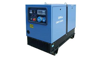 Бензиновый генератор GMGen GMH13000S 7 кВт