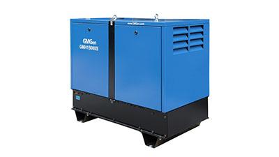 Бензиновый генератор GMGen GMH15000S  8 кВт
