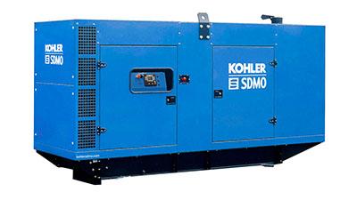Аренда генератора 250 кВА / 200 кВт кВт