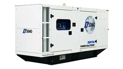 Аренда генератора KOHLER-SDMO D550 400 кВт