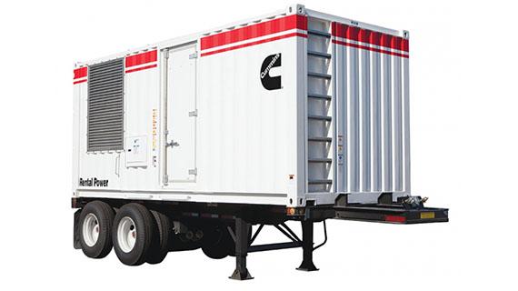 Аренда генератора Cummins C825D5  600 кВт
