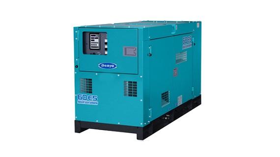 Генераторная установка Denyo  DCA-60ESI2 40 кВт