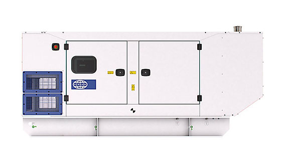 Аренда генератора FG Wilson P344-3 250 кВт
