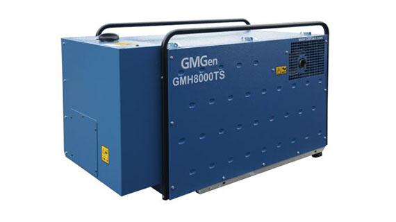 Аренда бензинового генератора 5 кВт GMGen GMH8000S