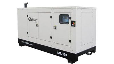 Аренда генератора GMGen GMJ130 100 кВт