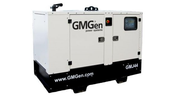 Аренда генератора GMGen GMJ44 30 кВт