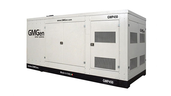 Дизельный генератор 320 кВт GMGen GMP450