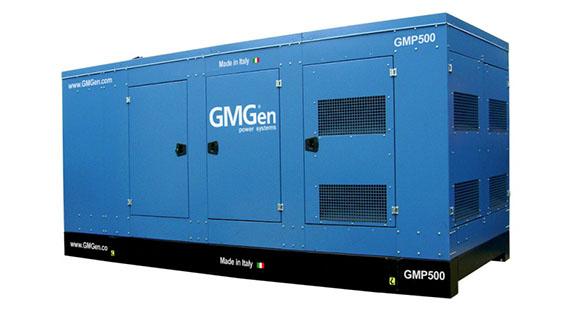 Генераторная установка GMGen GMP500 360 кВт