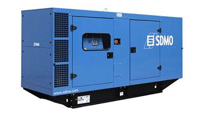 Аренда генератора KOHLER-SDMO J130K 100 кВт