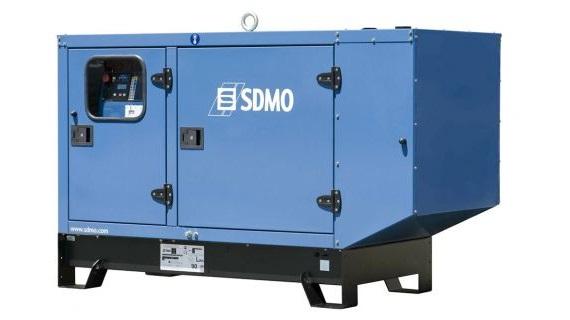 Генераторная установка KOHLER-SDMO J44K 30 кВт